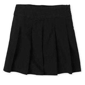 The Childrens Place Girls uniform skirt